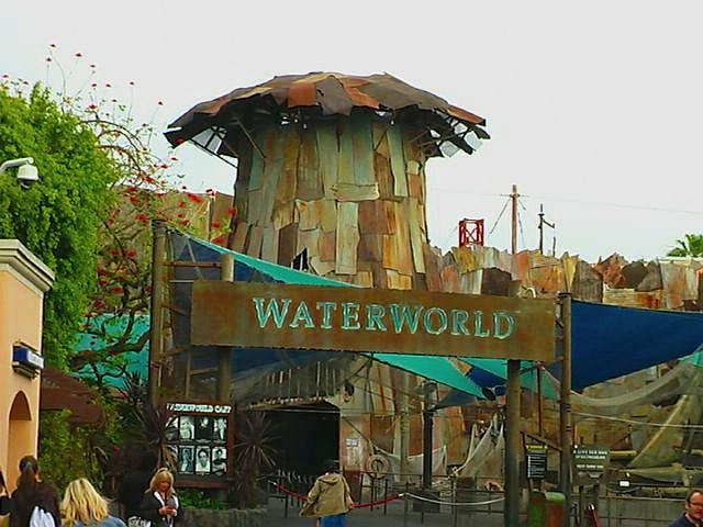 Eingang Waterworld