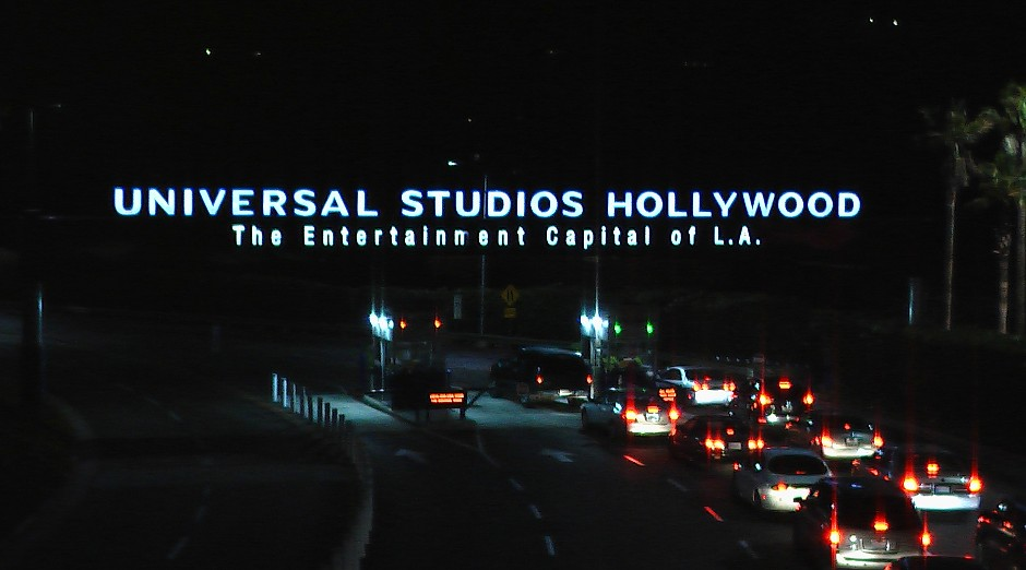 Night in Hollywood