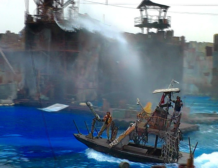 Waterworld - Splash