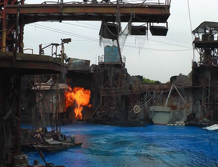 Waterworld - Boom!
